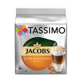 TASSIMO Jacobs Latte Macchiato Caramel