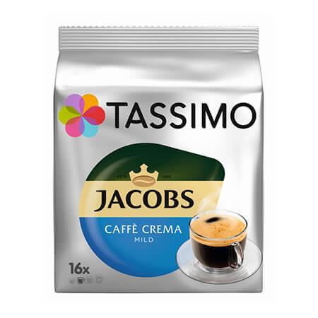 TASSIMO Jacobs Caffe Crema Mild