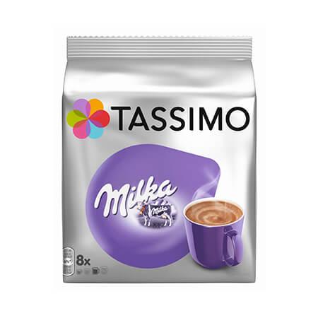 TASSIMO Milka forró csokoládé