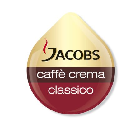 TASSIMO Jacobs Caffe Crema Classico