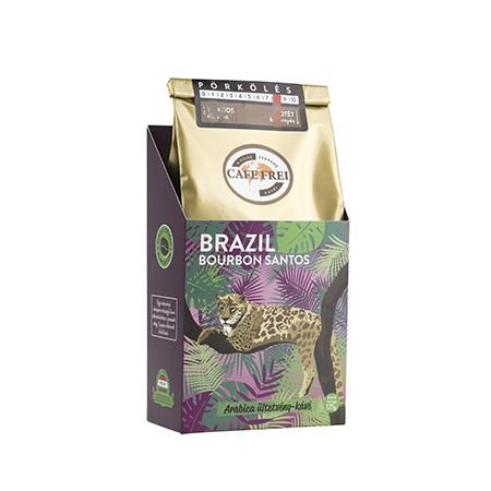 Cafe Frei Brazil Bourbon Santos