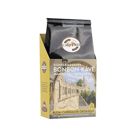 Frei Café Konyakmeggyes bonbon-kávé