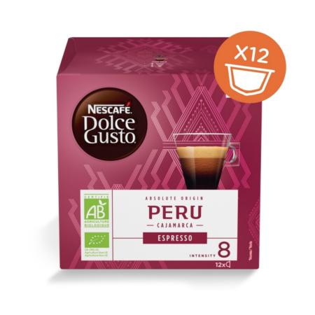Dolce Gusto Espresso Peru Cajamarca
