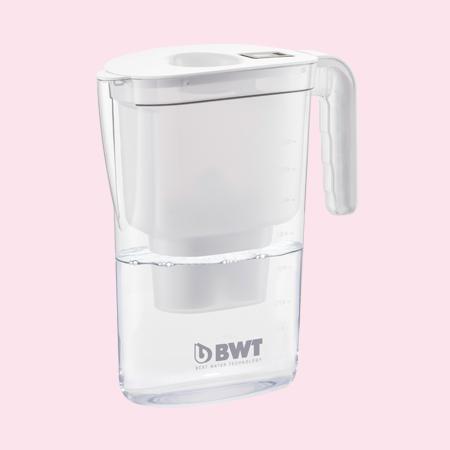BWT Vida vízszűrő kancsó (2.6 L, fehér)